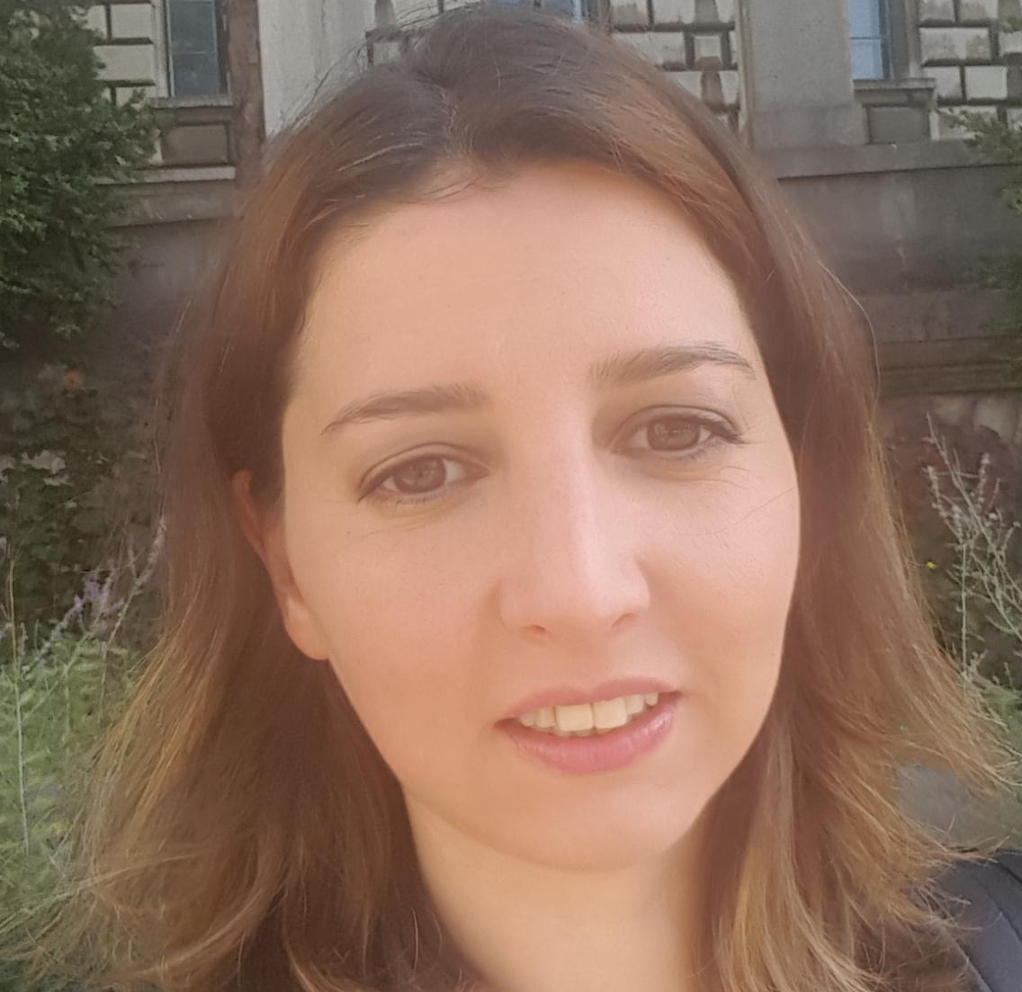 Dr. Nancy Helou